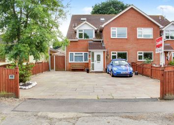 Thumbnail 5 bed semi-detached house for sale in Priory Road, Bicknacre, Chelmsford