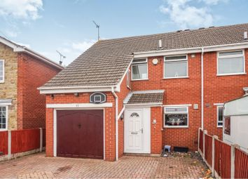 Thumbnail 3 bed semi-detached house for sale in Roseberry Avenue, Hatfield