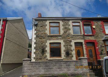 Thumbnail 3 bedroom end terrace house to rent in 83 Victoria Street, Caerau, Maesteg