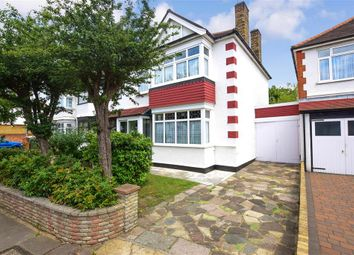 Thumbnail 3 bed end terrace house for sale in The Drive, Ilford, Essex