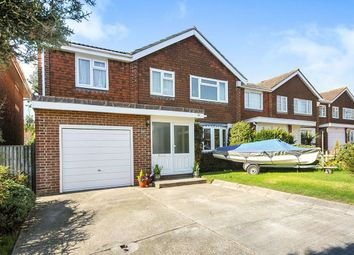 Thumbnail 4 bed detached house for sale in Court Crescent, Swanley