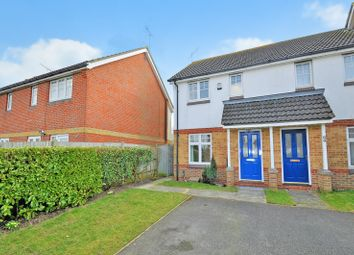 Thumbnail 2 bed end terrace house to rent in Gordon Close, Ashford