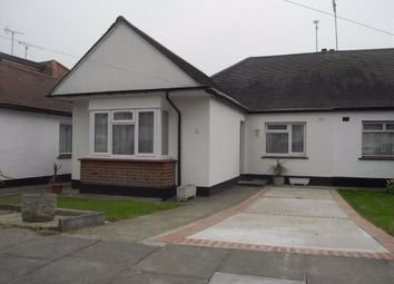 Thumbnail 3 bed semi-detached bungalow to rent in Willow Close, Leigh On Sea, Essex