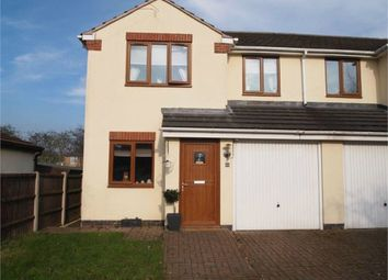 Thumbnail 3 bed semi-detached house for sale in Crompton Road, Bilsthorpe, Newark, Nottinghamshire