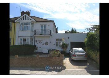 Thumbnail 5 bed semi-detached house to rent in Elmwood Avenue, Harrow