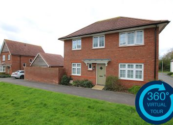 Thumbnail 3 bed detached house for sale in Stemson Avenue, The Harrington, Exeter
