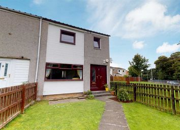 Thumbnail 3 bed end terrace house for sale in Torridon Place, Rosyth, Dunfermline
