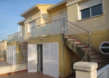 Thumbnail 3 bed town house for sale in Oliva Nova, Oliva, Spain