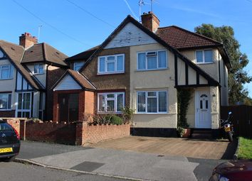 Thumbnail 3 bed semi-detached house for sale in Greer Road, Harrow