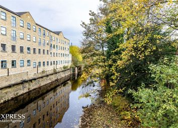 Thumbnail 2 bed flat for sale in Old Cawsey, Sowerby Bridge, West Yorkshire