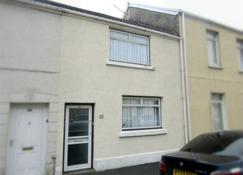 Thumbnail 2 bedroom terraced house for sale in Dillwyn Street, Llanelli, Carmarthenshire