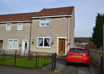 Thumbnail 2 bedroom end terrace house for sale in Baronhall Drive, Blantyre, Glasgow