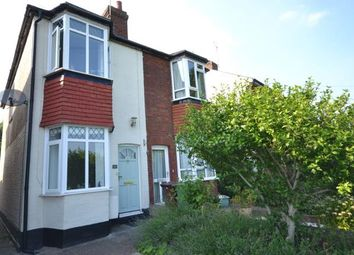 Thumbnail 2 bed semi-detached house for sale in Halls Hole Road, Tunbridge Wells, Kent