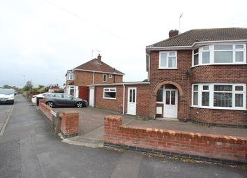 Thumbnail 3 bedroom semi-detached house for sale in Freeboard Road, Leicester