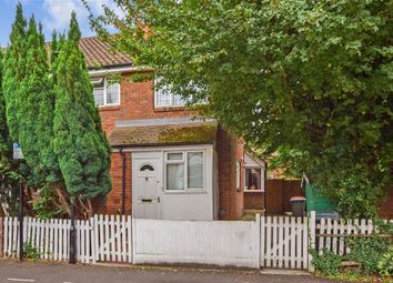 Thumbnail 1 bed end terrace house for sale in Kirkham Road, Beckton, London