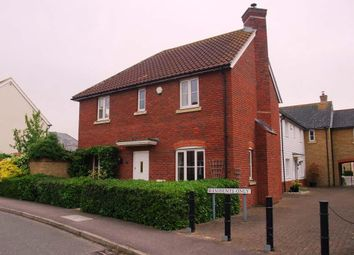 Thumbnail 4 bed detached house to rent in Stocker Way, Eynesbury, St. Neots