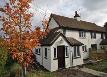 Thumbnail 1 bed cottage to rent in Main Road, Howe Street, Chelmsford