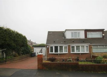 Thumbnail 4 bed semi-detached bungalow for sale in Clough Grove, Ashton-In-Makerfield, Wigan