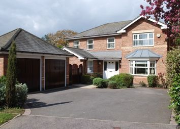 Thumbnail 4 bed detached house to rent in Stelle Way, Glenfield