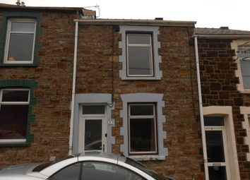 Thumbnail 2 bedroom terraced house for sale in 37 Excelsior Street, Waunllwyd, Ebbw Vale