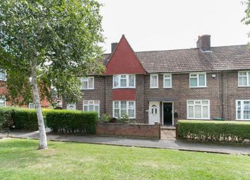 Thumbnail 2 bed terraced house for sale in Manor Farm Drive, London