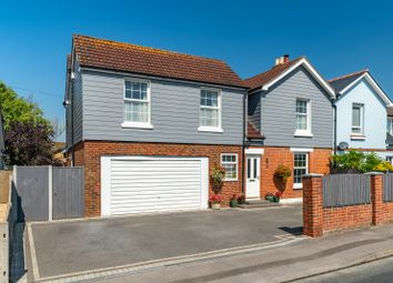 Thumbnail 4 bed semi-detached house for sale in Fleet End Road, Warsash
