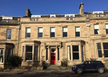 Thumbnail 3 bedroom flat to rent in Lancaster Crescent, Hyndland, Glasgow