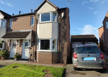 Thumbnail 3 bed semi-detached house for sale in Wingfield Way, Beverley, East Yorkshire