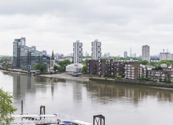 Thumbnail 3 bed flat to rent in Thames Point, The Boulevard, Imperial Wharf, London