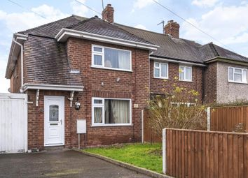 Thumbnail 3 bed end terrace house for sale in College Estate, Hereford City