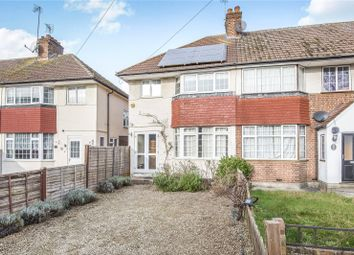 Thumbnail 3 bed end terrace house for sale in Orchard Close, Denham, Middlesex