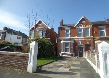 Thumbnail 3 bed semi-detached house for sale in Oak Street, Southport, Merseyside, England