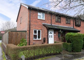 Thumbnail 2 bedroom end terrace house for sale in St. Sampson Road, Cottesmore Green, Crawley, West Sussex