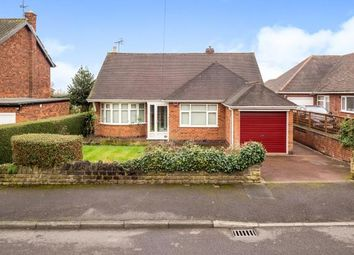 Thumbnail 2 bedroom bungalow for sale in Prestwood Drive, Nottingham, Nottinghamshire