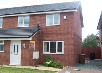 Thumbnail 3 bed semi-detached house to rent in Orchard Walk, Neston