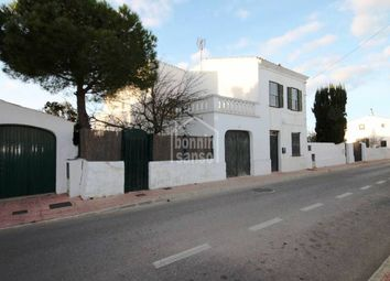 Thumbnail 6 bed town house for sale in Llumesanes, Mahon, Illes Balears, Spain