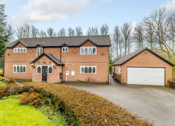 Thumbnail 4 bed detached house for sale in Watchorn Lane, Alfreton