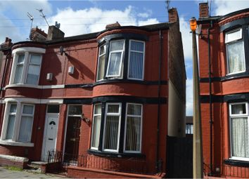 Thumbnail 2 bed semi-detached house for sale in Crosfield Road, Wallasey