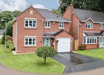 Thumbnail 4 bed detached house for sale in Aspens Way, Woodland Grange, Bromsgrove