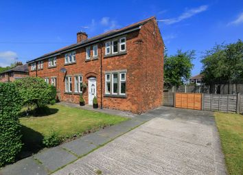 Thumbnail 4 bed semi-detached house for sale in Tansley Avenue, Coppull, Chorley
