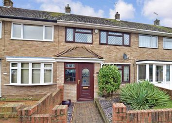 3 bed terraced house for sale in Whinfell Way, Gravesend, Kent DA12