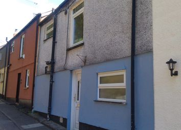 Thumbnail 3 bed terraced house to rent in Holyrood Terrace, Tonypandy