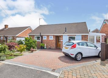 Thumbnail 2 bed detached bungalow for sale in The Pingle, Spondon, Derby