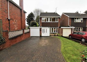Thumbnail 3 bed link-detached house for sale in The Paddock, Coseley, Bilston