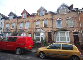 Thumbnail 2 bed flat for sale in Raleigh Road, St Leonards, Exeter, Devon