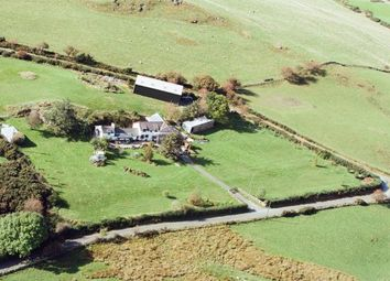 Thumbnail 6 bedroom equestrian property for sale in Llangernyw, Abergele, Conwy, North Wales