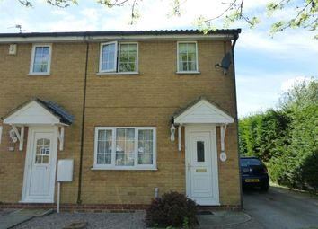 Thumbnail 3 bed end terrace house to rent in Fountains Place, Eye, Peterborough