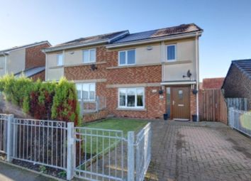 Thumbnail 2 bed semi-detached house for sale in Holywell Road, Houghton Le Spring