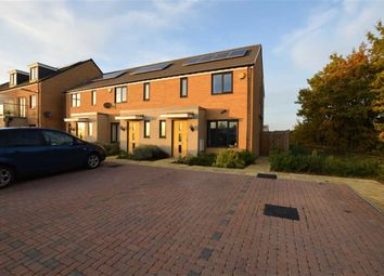 Thumbnail 3 bed end terrace house for sale in Sunliner Way, South Ockendon, Essex