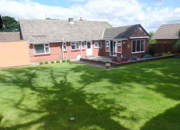 Thumbnail 3 bed detached bungalow for sale in Ridgeside, Kirk Merrington, Spennymoor